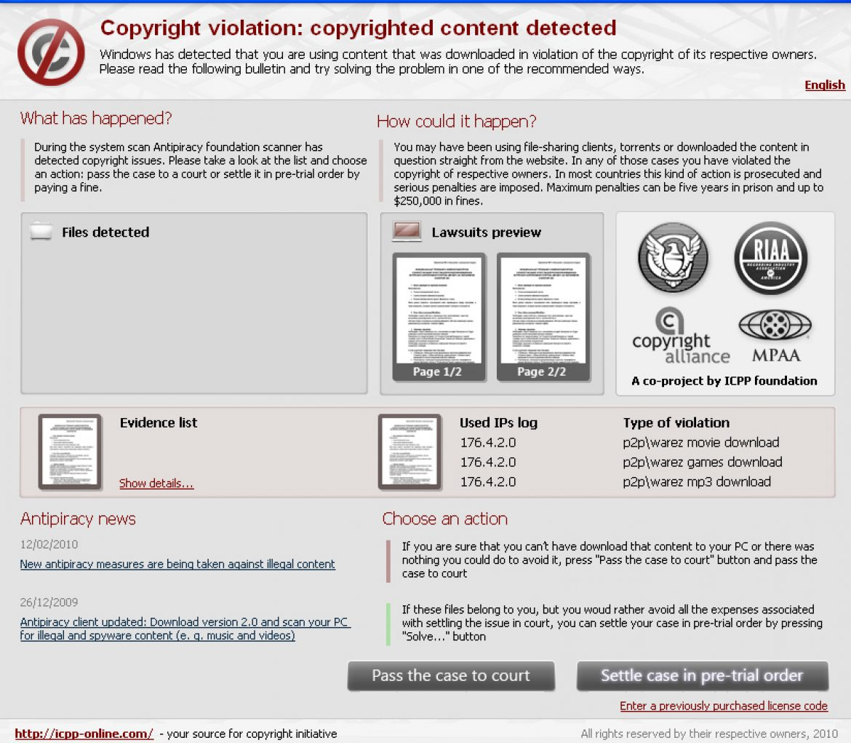 The ICPP Scam